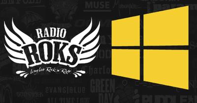 Додаток Radio ROKS для Windows 8.1