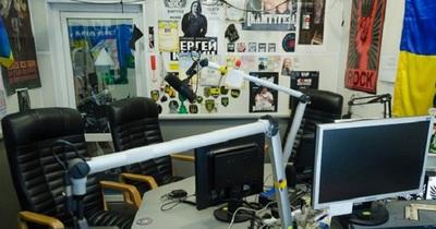 Відеоекскурсія студією Radio ROKS