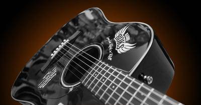 Презентуємо ексклюзивну гітару Fender CD-60 Radio ROKS