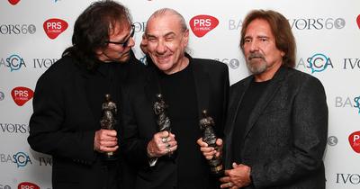 Black Sabbath отримали нагороду Ivor Novello