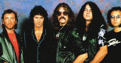 Deep Purple опублікували відео Under The Gun
