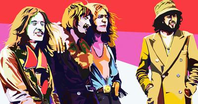 Вийшло нове відео Led Zeppelin
