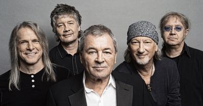 Новий альбом Deep Purple вийде взимку