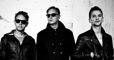 Новий альбом Depeche Mode вийде наступного року