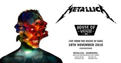 Дивіться запис концерту Metallica у Лондоні