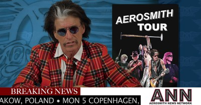 Aerosmith поки не збираються завершувати кар'єру