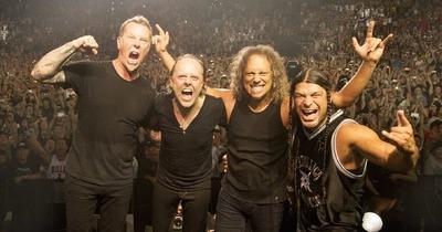 Metallica виступить на церемонії Греммі