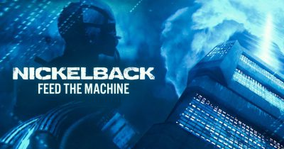 Nickelback випустили відео Feed The Machine