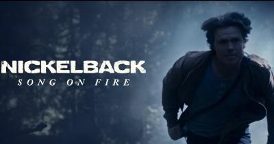 Nickelback випустили нове відео на пісню Song On Fire