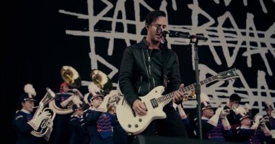 Papa Roach випустили концертне відео Born For Greatness