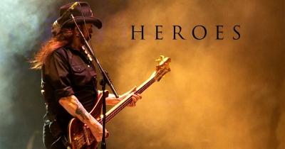 Motorhead випустили кавер на Heroes Девіда Боуї