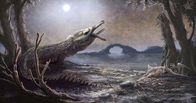 Доісторичного крокодила назвали на честь Леммі
