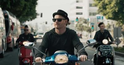Stonе Sour опублікували відео Rose Red Violent Blue