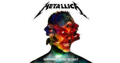 Metallica — Hardwired... To Self-Destruct
