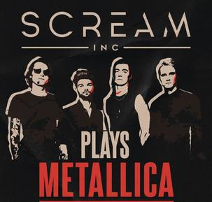 Scream Inc. plays Metallica