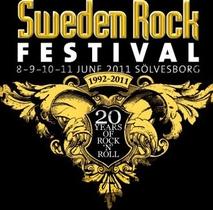 Билеты на Sweden Rock!
