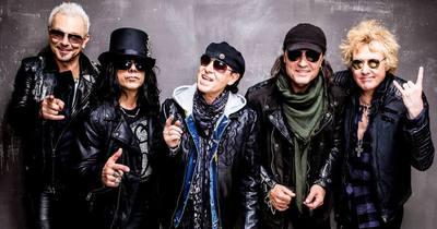 Нова програма: ''Великі Ювіляри. Гурту Scorpions – 50''