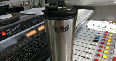 Виграйте кружку Mighty Mug з логотипом Radio ROKS!