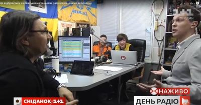 День Радіо на Radio ROKS