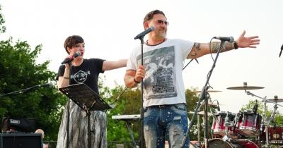 Дивіться фото з концерту [КАМТУГЕЗИ] в Києві 23 червня