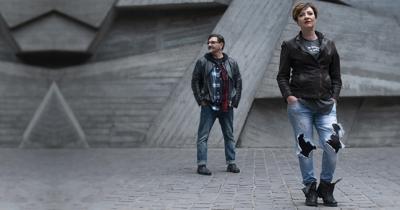 Дивіться, як Соня Сотник та Сергій Кузін ходили на фотосесію