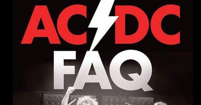 Нова книга про AC/DC побачить світ 31 березня