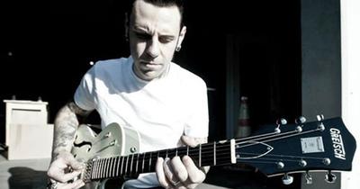 Крістіан Мартуччі став повноцінним учасником Stone Sour