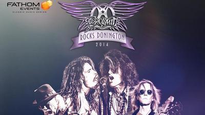 Концертний фільм Aerosmith побачить світ у лютому