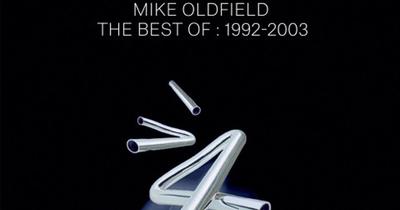 Збірка кращих треків Майка Олдфілда вийде 27 квітня