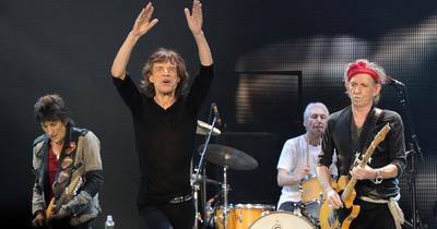 The Rolling Stones збираються у турне Штатами