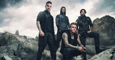 Нове відео Papa Roach разом з Марією Брінк