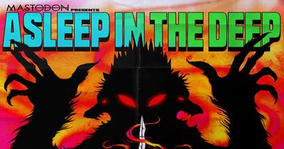 Нове відео Mastodon - Asleep In The Deep