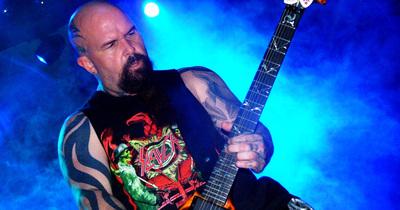 Керрі Кінг розкрив деякі подробиці нового альбому Slayer