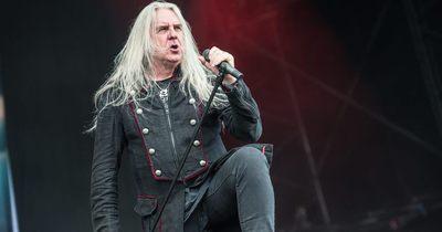 Saxon представили відео з нового альбому