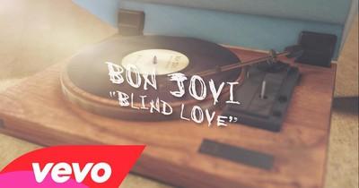 Bon Jovi випустили відео на Blind Love