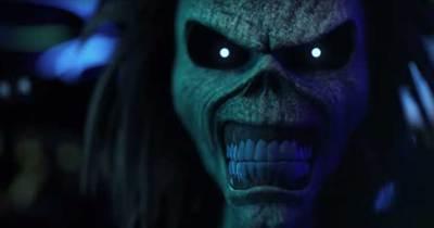 Відео: Iron Maiden - Speed Of Light