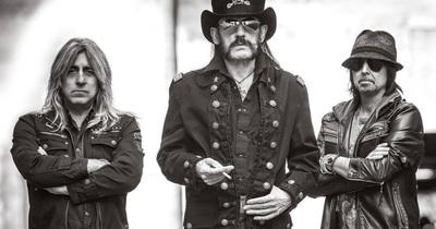 Motörhead виклали нові треки з майбутнього альбому