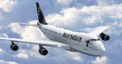 Iron Maiden знайшли собі новий літак