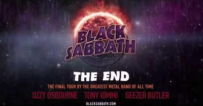Black Sabbath оголосили дати прощального туру