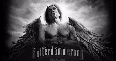 Трейлер фільму Gutterdämmerung з Кілмістером та Іггі Попом