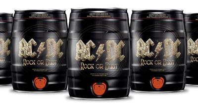 AC/DC випустять чергове фірмове пиво