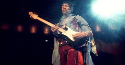 Трейлер фільму Jimi Hendrix: Electric Church