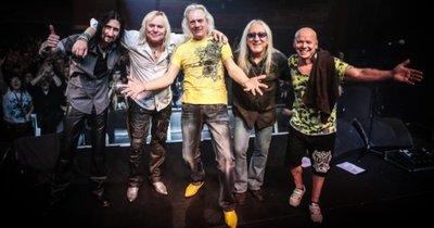 Uriah Heep випустять новий концертний збірник