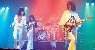 До випуску готується концертний альбом Queen