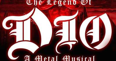 Готується до виходу мюзикл The Legend Of Dio: A Metal Musical