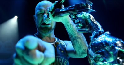 Відео: Five Finger Death Punch - Wash It All Away