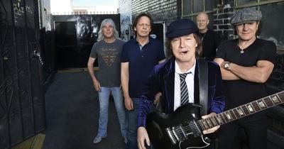 На концерті AC/DC в Окленді заборонили алкоголь