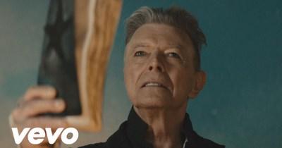 Девід Боуї випустив нове ''космічне'' відео - Blackstar