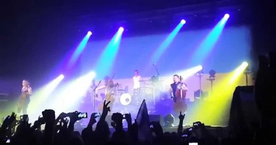 Apocalyptica виконала гімн України