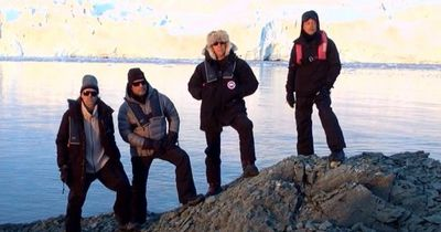 Metallica випустила документалку Freeze 'Em All